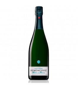 Brimoncourt Blanc de Blancs champagne