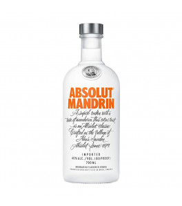 Absolut Madarin Vodka