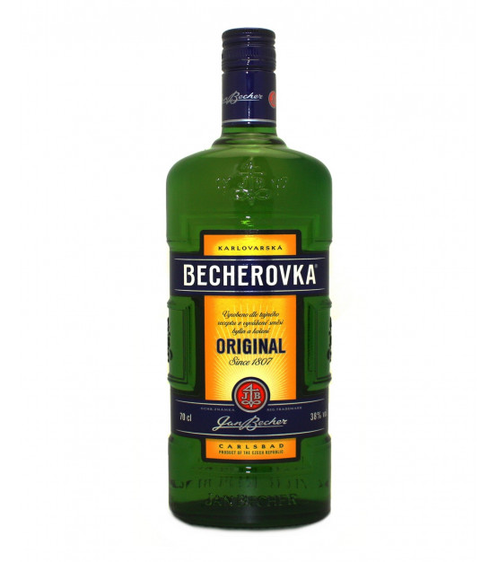 Becherovka Carlsbader liqueur