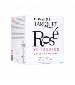 Domaine du Tariquet Rose de Pressée Côtes de Gascogne 2020