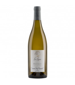 """Domaine Valéry Renaudat """"Les Lignis"""" Reuilly Blanc"""