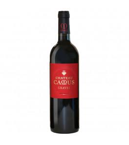 Château camus classique graves rouge vin de bordeaux
