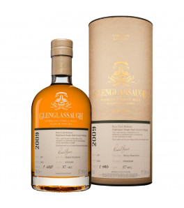 Glenglassaugh 10 ans 2009 Batch 4 N°957 Olorosso Sherry