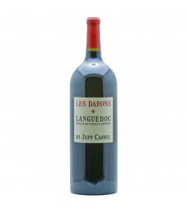 Les Darons by Jeff Carrel aop languedoc