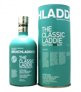Bruichladdich The Classic Laddie Unpeated Islay Single Malt Etui