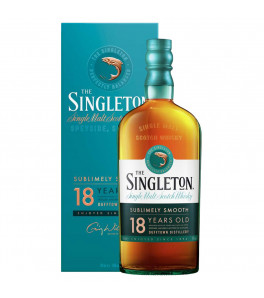 The Singleton of Dufftown 18 ans whisky single malt