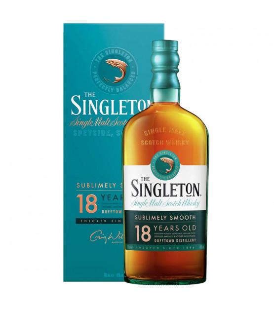 The Singleton of Dufftown 18 ans whisky single malt