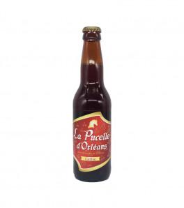 Pucelle d'Orléans bière aromatisée à la cerise