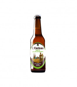 Brasserie l'Eurélienne - bière de primtemps ambrée