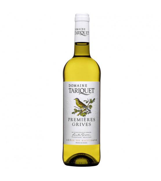 """""""Les premières grives"""" Vin de Pays de Gascogne Domaine Tariquet"""
