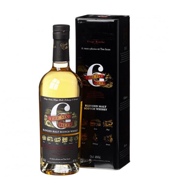 The Six Isles Pur Malt whisky