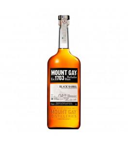 Mount Gay Black Barrel rum 43%