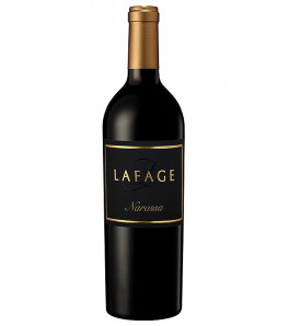 Domaine lafage narassa igp cotes catalanes vin rouge