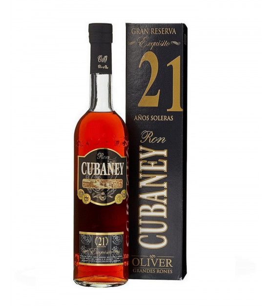 Cubaney 21 ans Exquisito