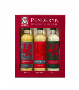 Coffret Penderyn Triple Pack