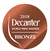 Médaille de bronze decanter 2018